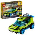 LEGO Creator 3-in-1 Rocket Rally Car Set for $16 + pickup at Walmart