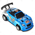 Soda Can Mini RC Racing Car for $4 + free shipping