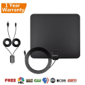 Rapio 60 Mile HDTV Antenna for $15 + free shipping w/ Prime