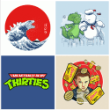 BustedTees coupon: 50% off full-price items + free shipping w/ $80