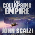 "John Scalzi ""The Collapsing Empire"" Audiobook for $3"