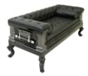 Gothic Casket Couch for $1,543 + free shipping