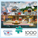 Wysocki By The Sea 1,000-Piece Puzzle for $5 + pickup at Walmart
