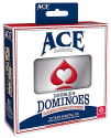 Ace Double Six Dominoes Card Game for $3 + pickup at Walmart