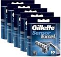 Gillette Sensor Excel Razor Blade Refill 50pk for $49 + free shipping