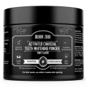 Moody Zook Charcoal Teeth Whitening Powder for $8 + free shipping w/ Prime