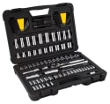 Stanley 105-Piece Chrome Mechanics Set for $30 + pickup at Walmart
