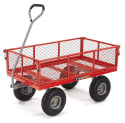 Gorilla Carts 800-lb. Steel Utility Cart for $72 + free shipping