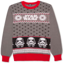 Hybrid Men's Star Wars Holiday Sweater for $18 + free shipping w/ Prime