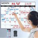 Ran Fridge Whiteboard with 3 Markers for $5 + free shipping