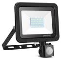 Minger 30W LED PIR Motion Sensor Flood Light for $13 + free shipping
