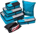 TripDock 6-Piece Packing Organizer Set for $15 + free shipping w/ Prime