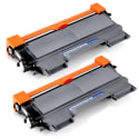 2 Toner Cartridges for Brother TN450 for $12 + free shipping w/ Prime
