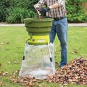 Sun Joe Electric Leaf Mulcher/Shredder for $90 + free shipping