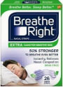 Breathe Right Nasal Strip Sample for free