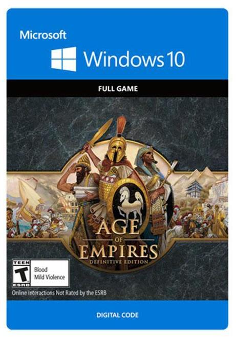 Age of Empires: Definitive Edition for PC for $18