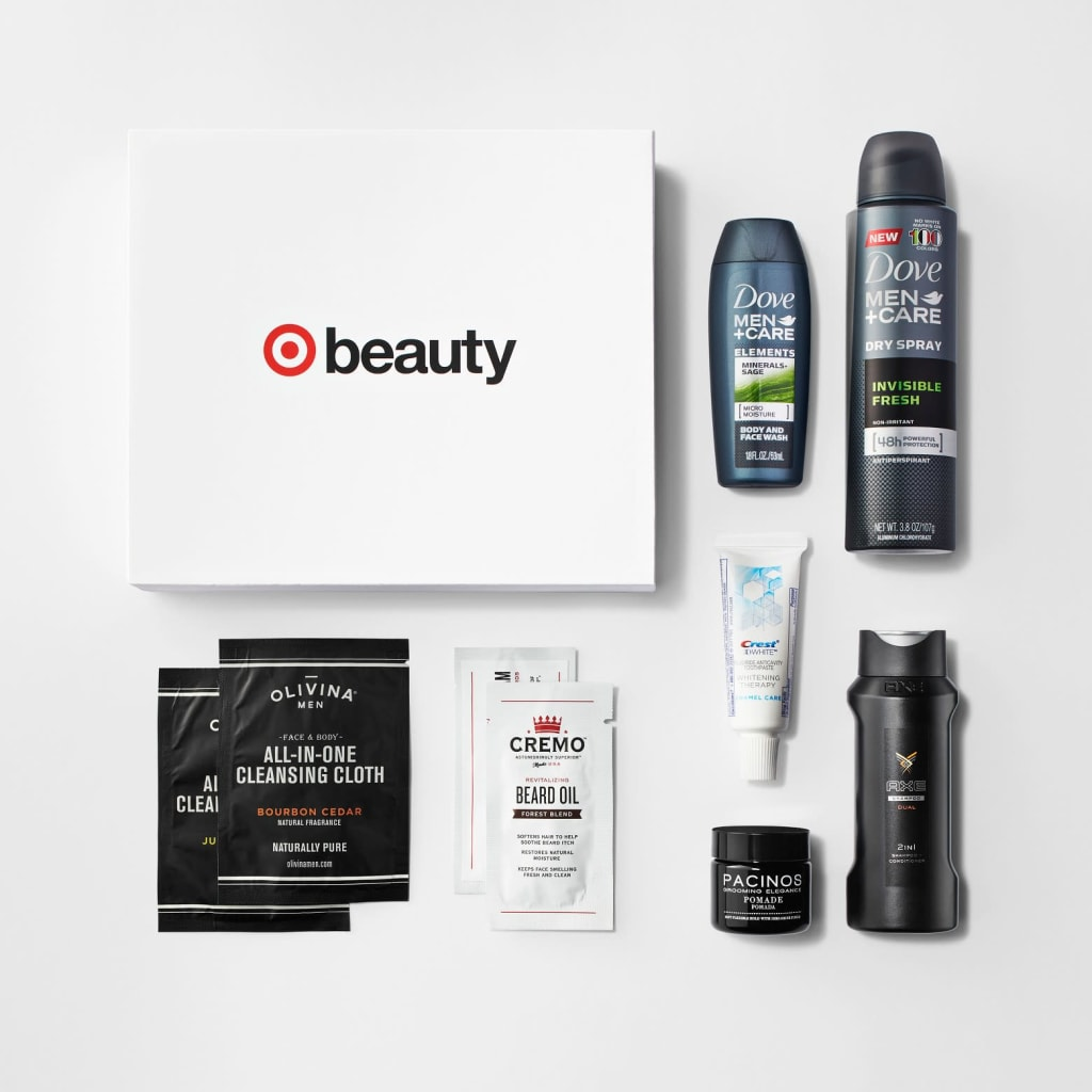 Target Men's or Women's Holiday Beauty Box for $7