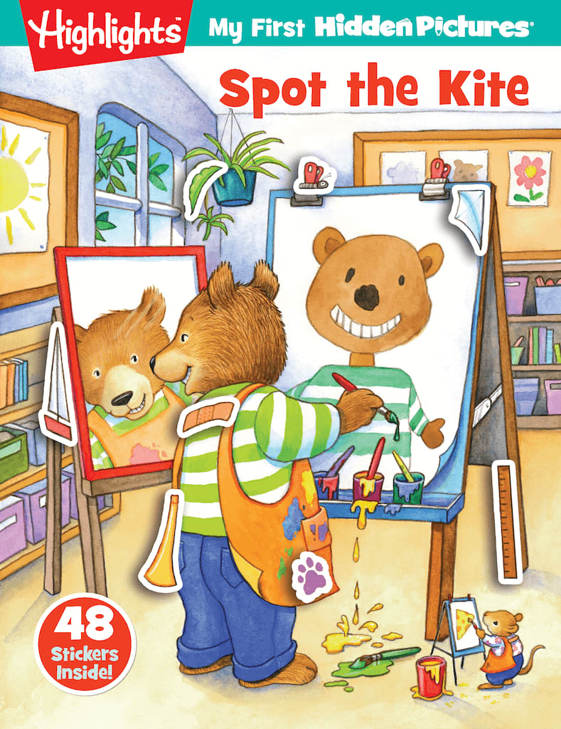 Highlights for Kids Activity Book for free