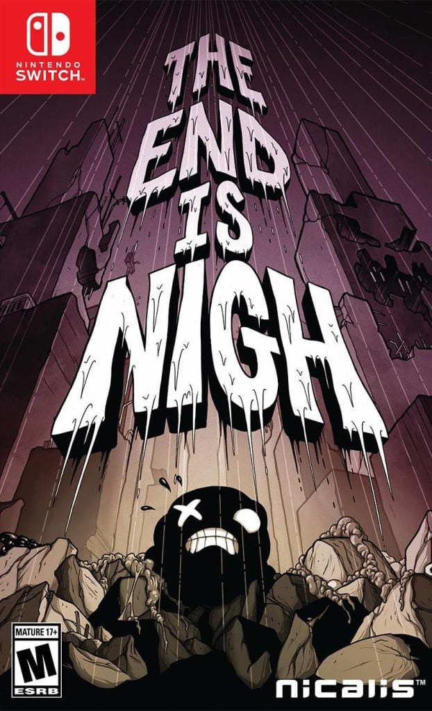 The End Is Nigh for Nintendo Switch for $15
