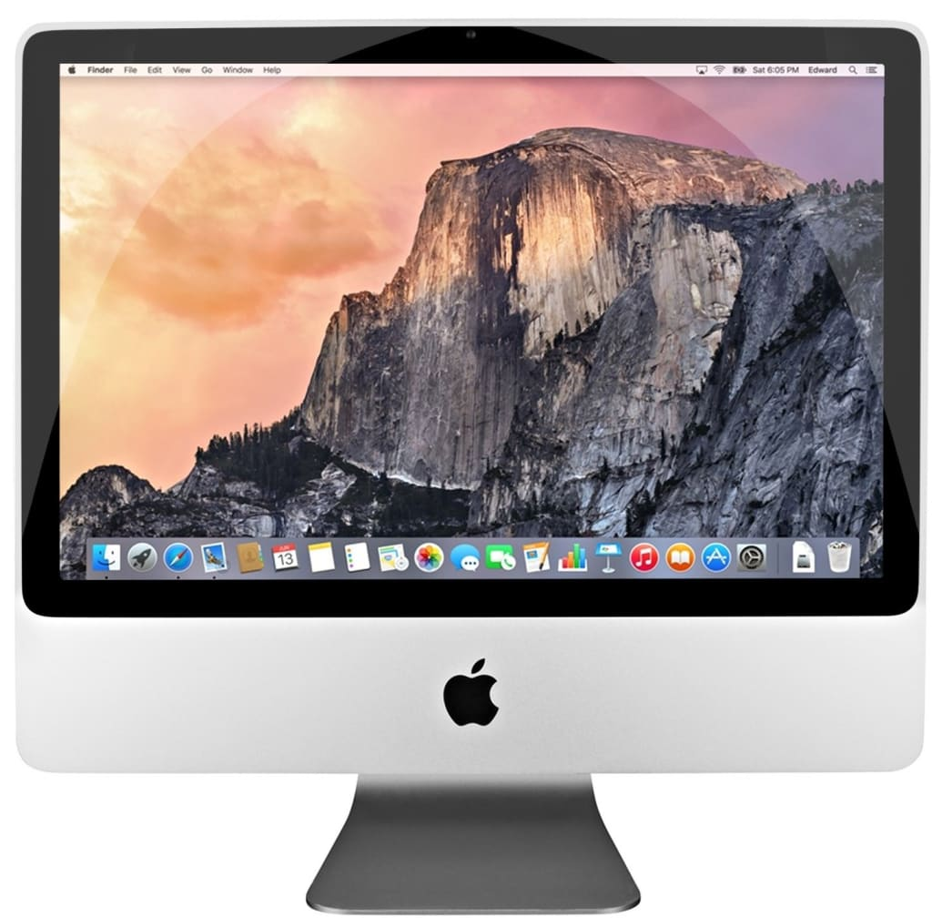 "Refurb Apple iMac Core 2 Duo 20"" Desktop for $210"