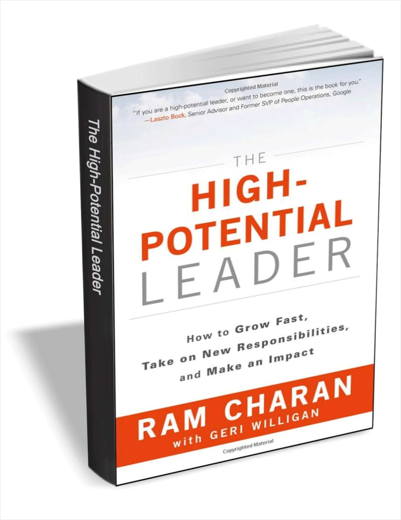 "Ram Charan ""The High-Potential Leader"" eBook free"