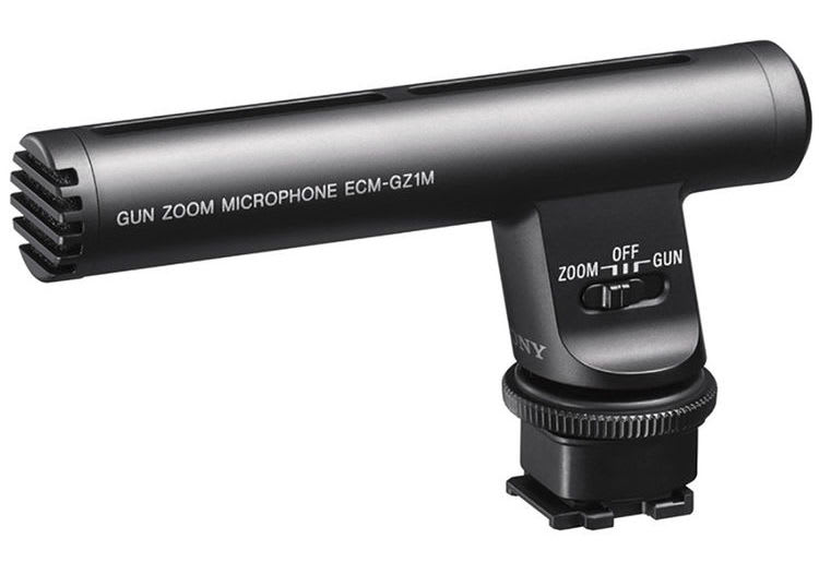 Sony Gun / Zoom Microphone for $55