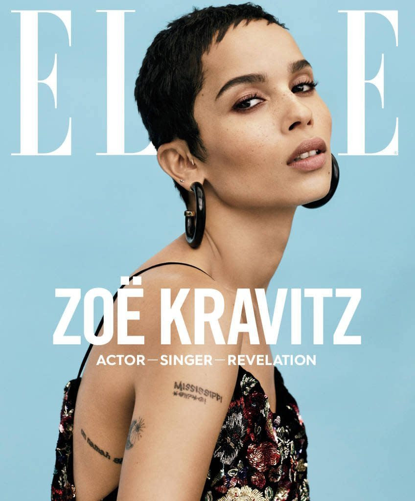 Elle 1-Year Subscription: 12 issues for free