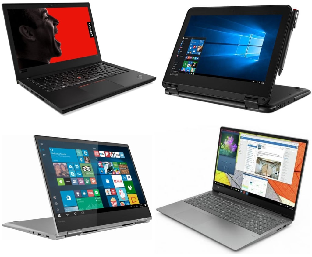 Lenovo Clearance Sale: Up to 70% off
