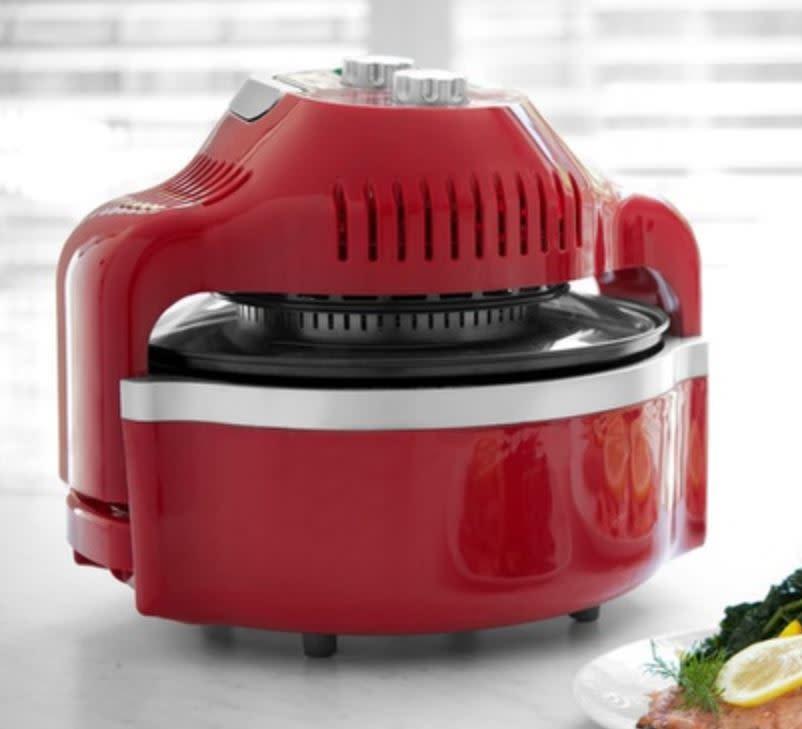 Big Boss Electric Cook Lite Aero Fryer for $55