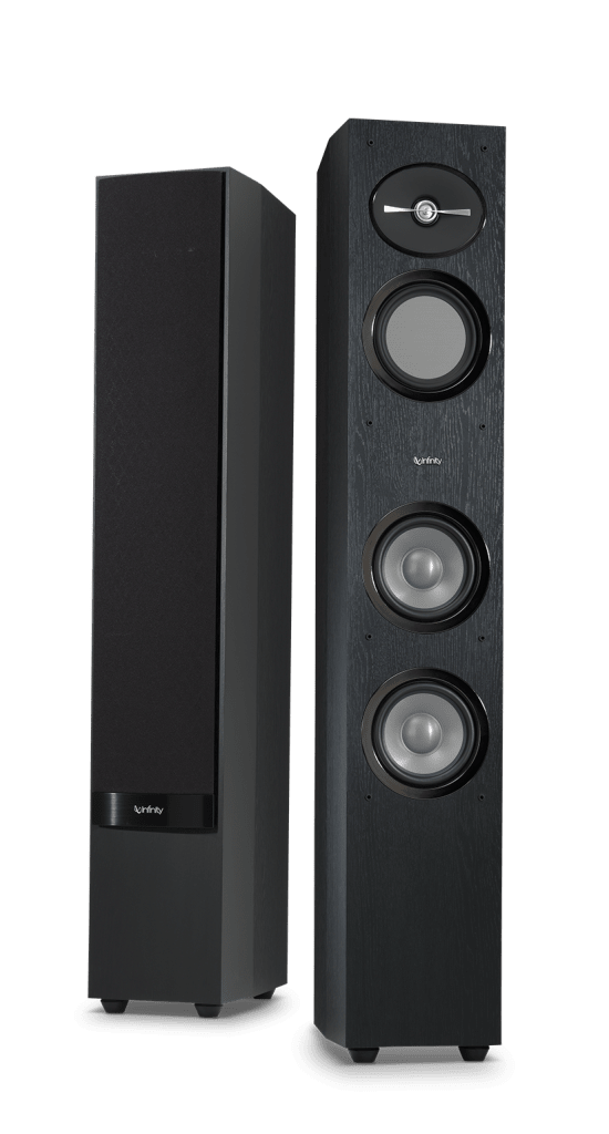 Infinity Reference R253 Standing Speaker for $200