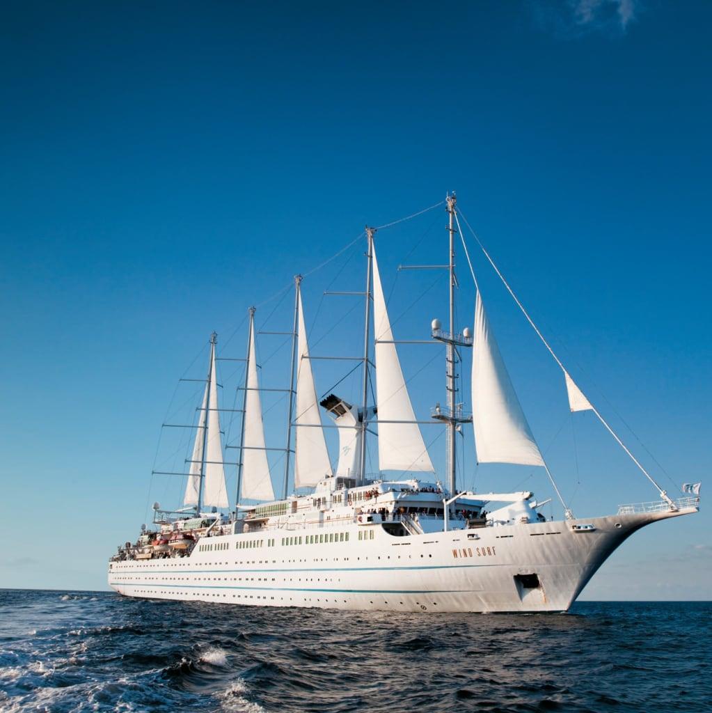 Windstar 7Nt Caribbean Yacht Cruise $2,798 for 2