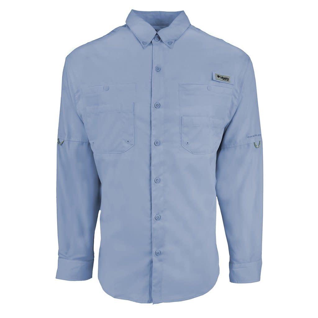 Columbia Men's PFG Tamiami II Shirt for $19