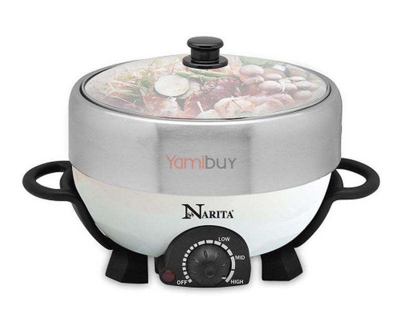 Narita Multi-Function 4-Liter Hot Pot for $50
