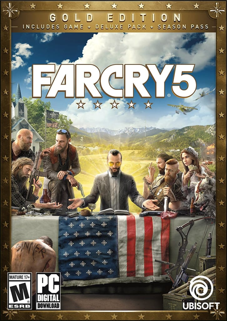Far Cry 5 for PC preorders from $49