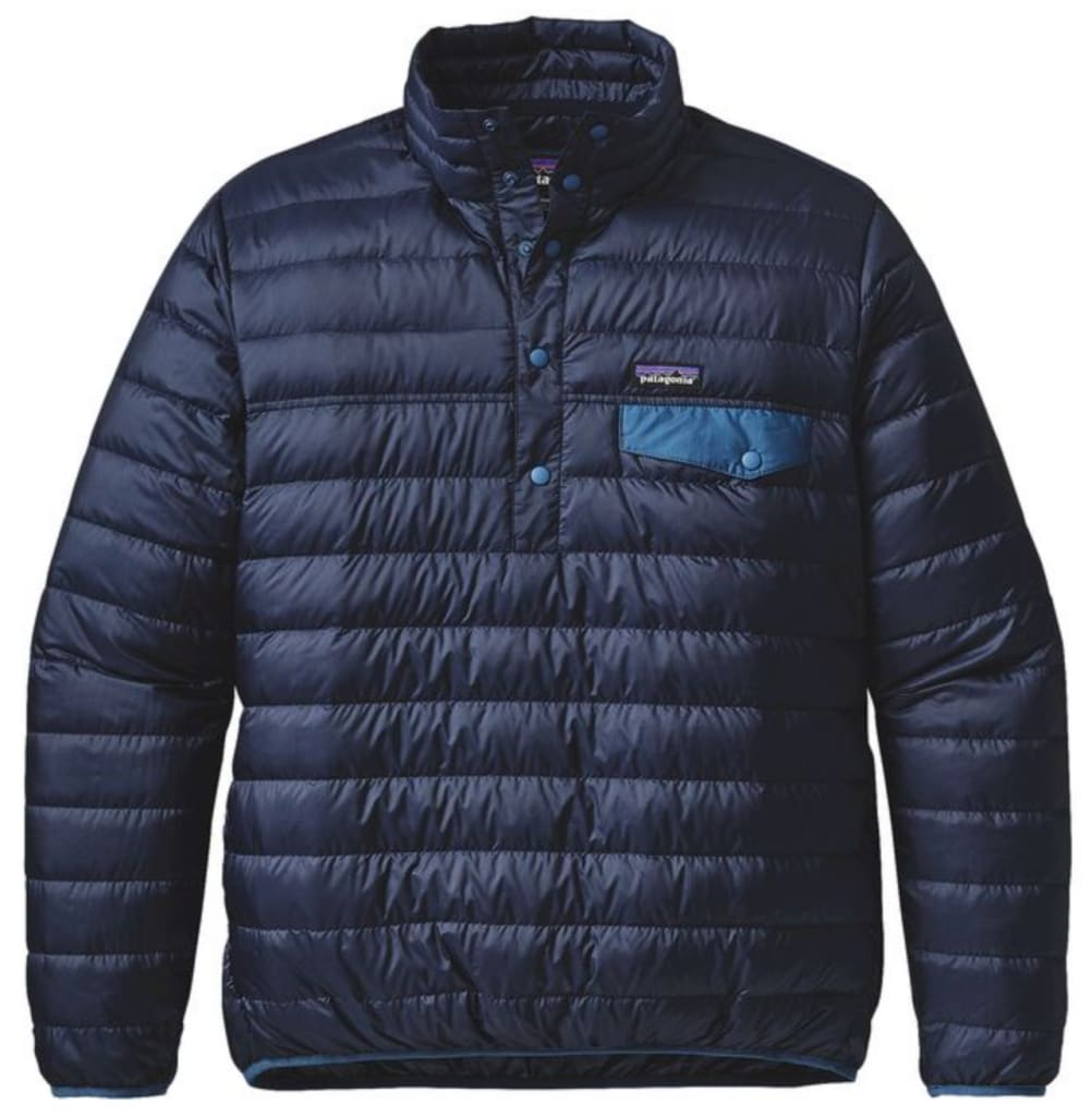 Patagonia Men's Snap-T Down Pullover for $99