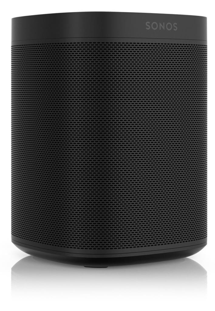 2 Sonos One Voice Controlled Smart Speakers $349