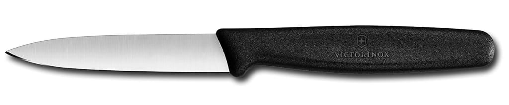Victorinox Paring Knife with Straight Edge for $5