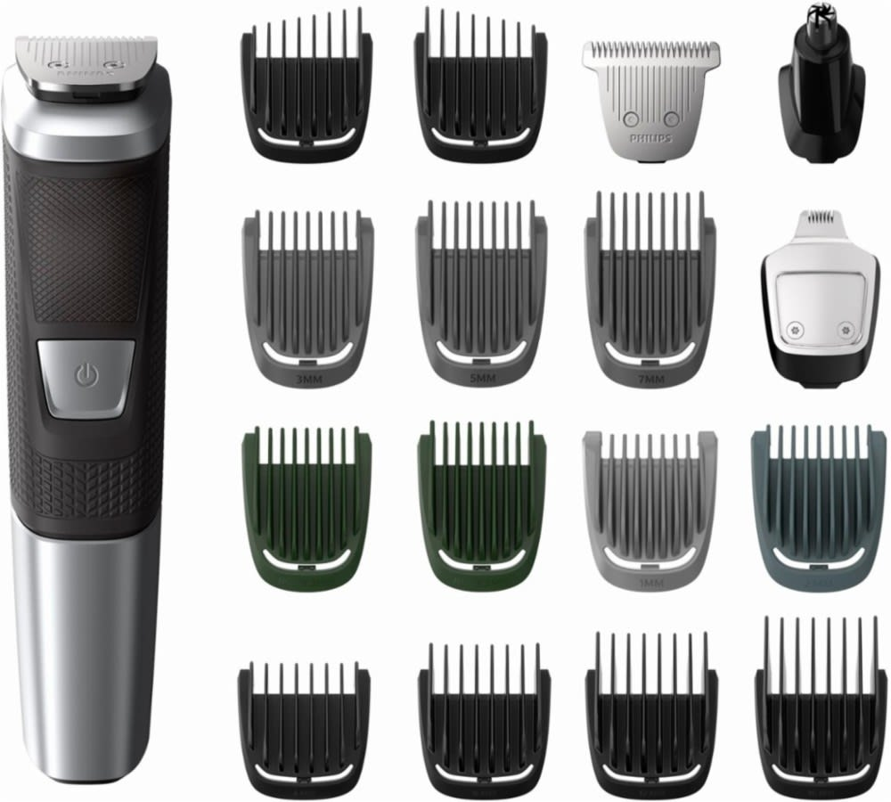 Philips Norelco Multigroom 5000 Trimmer for $25