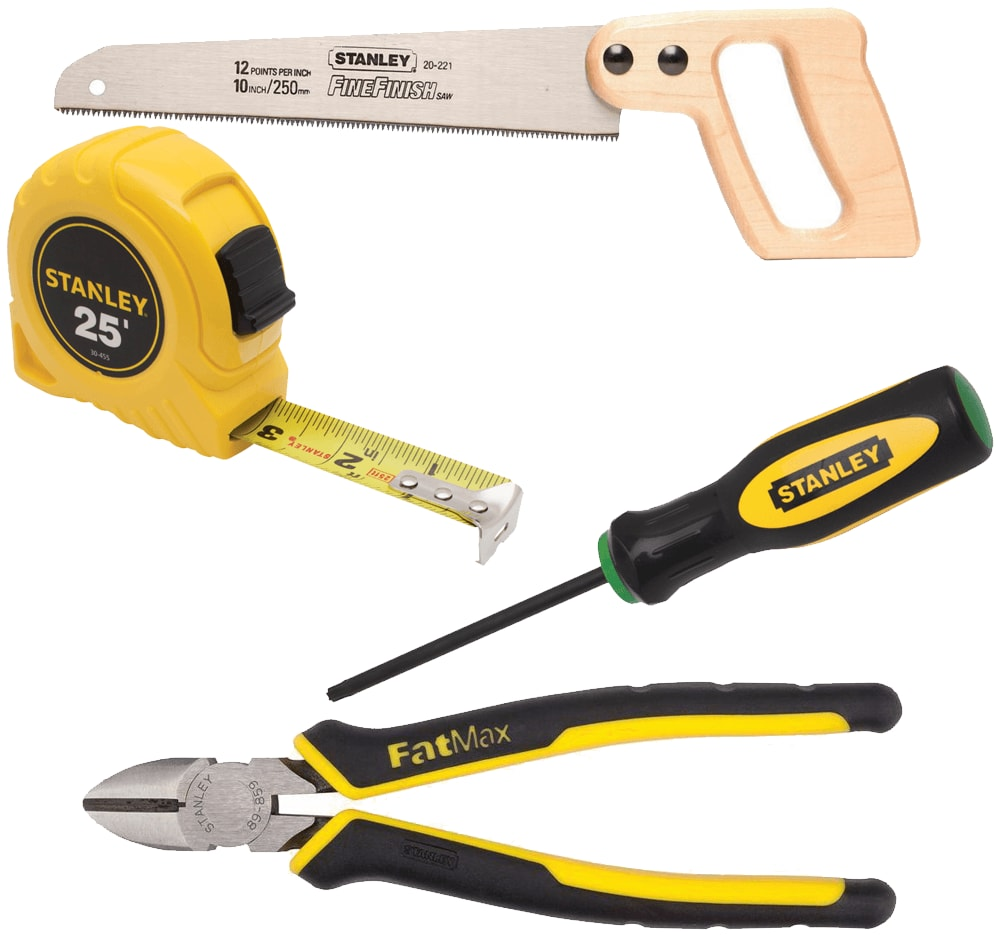 Stanley Tool Clearance at Walmart: Deals from $1