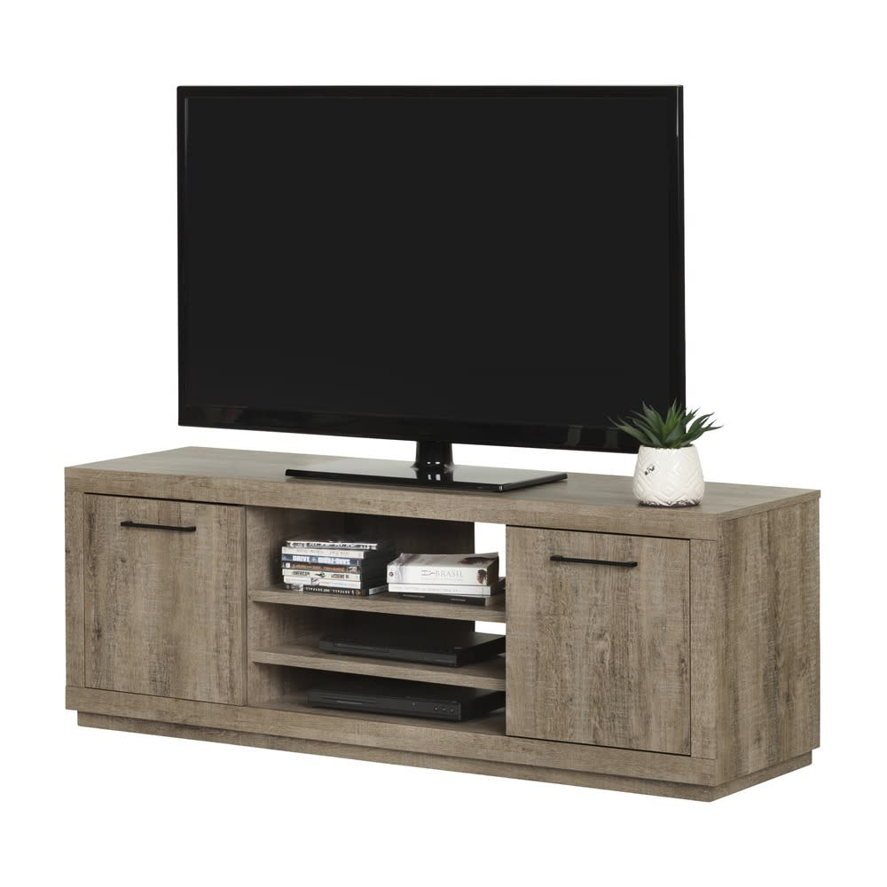 """South Shore Kanji 60"""" TV Stand for $230"""
