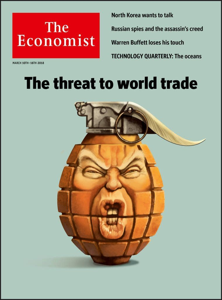 The Economist Magazine 1-Year Subscription for $51