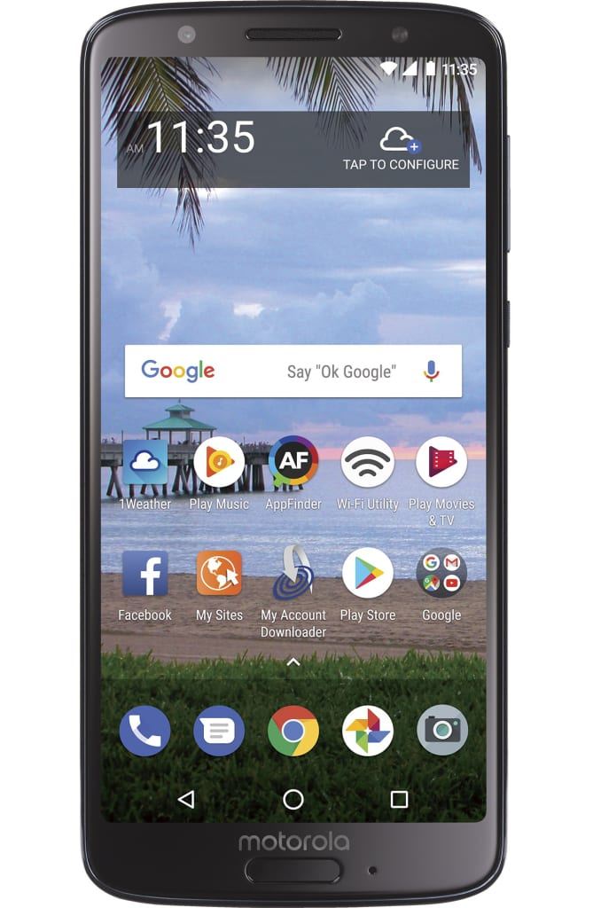Motorola Moto G6 32GB Android Smartphone for $100