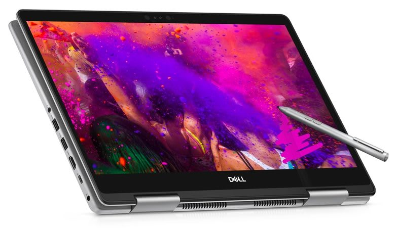 "Dell Kaby Lake i7 16"" 2-in1 Touch Laptop for $862"