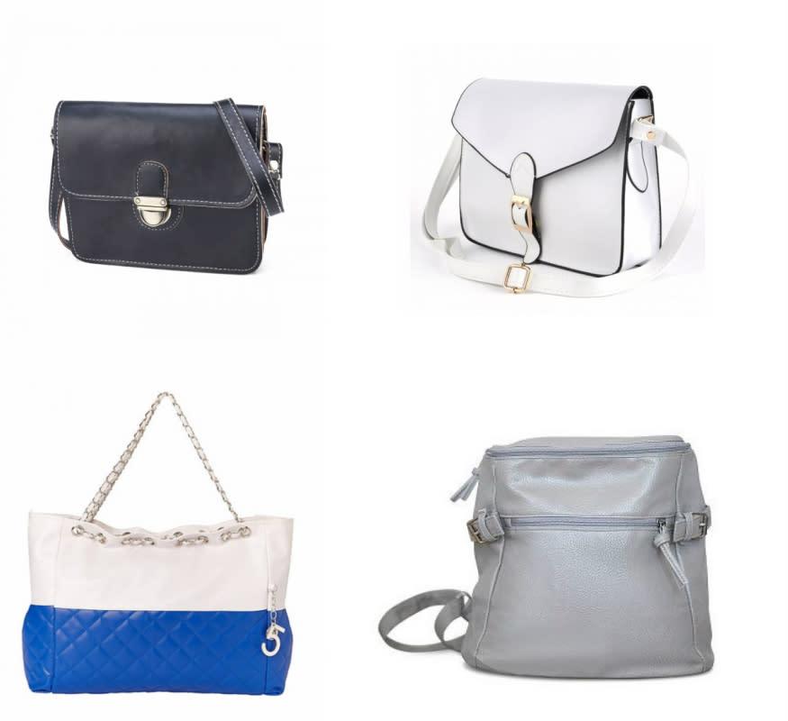 Nicole Rucci Handbags for $40