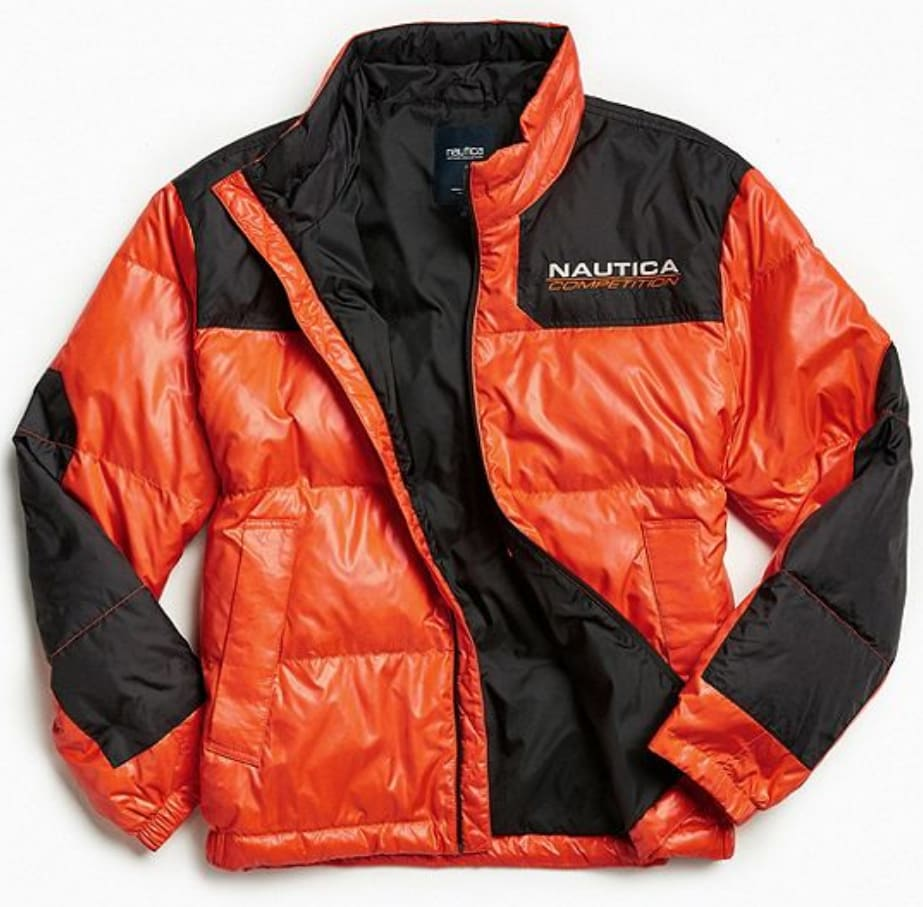 Nautica Competition Men's Puffer Jacket for $100