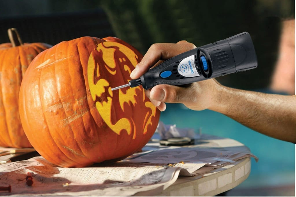 Dremel Pumpkin Carving Kit for $19