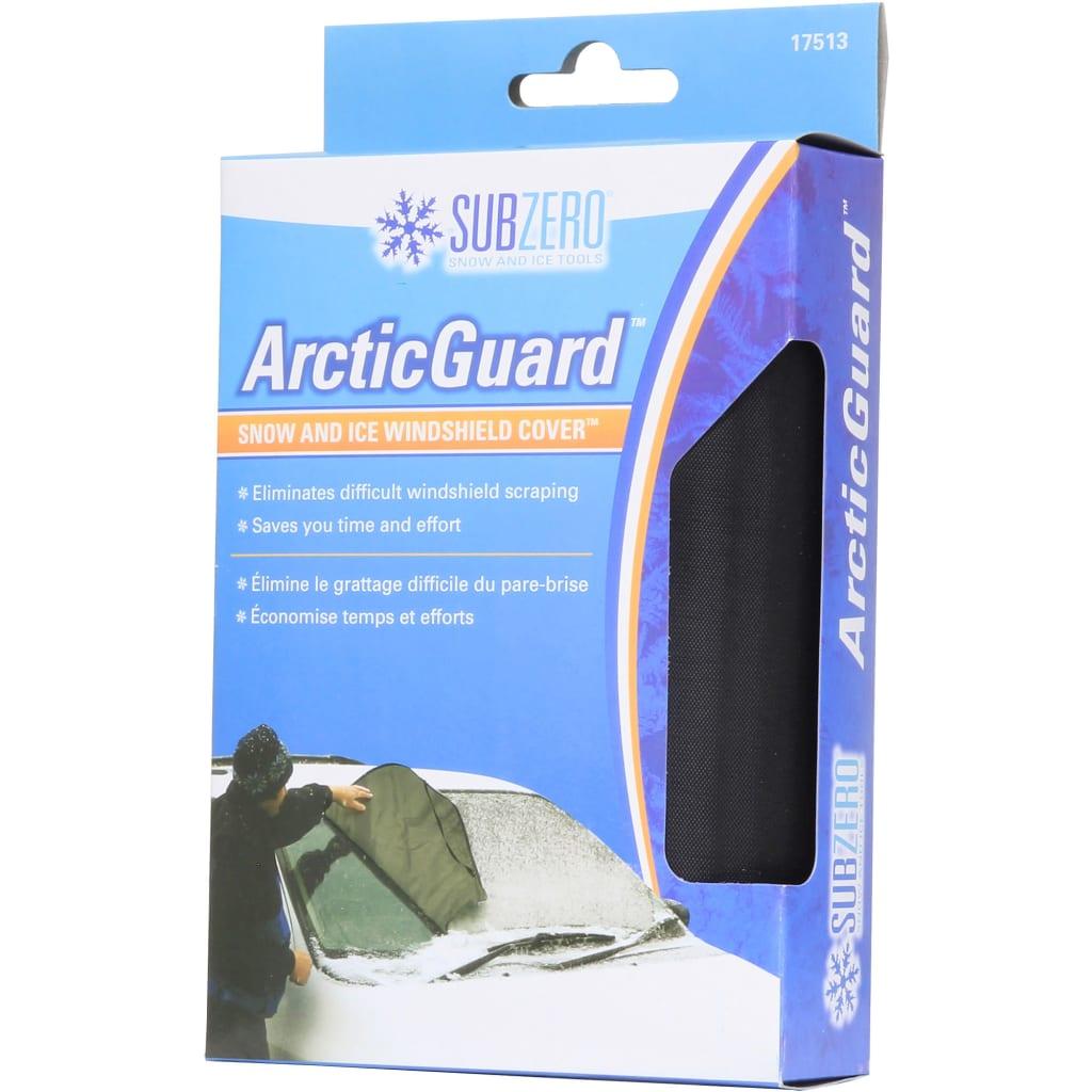 Subzero Windshield Cover for $6