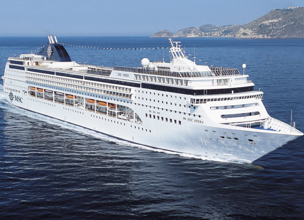 MSC 7Nt Caribbean Cruise in March from $958 for 2