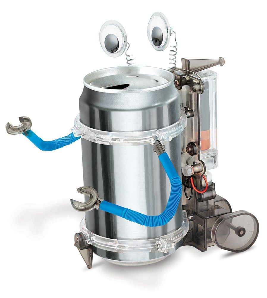 4M Tin Can Robot Kit for $5