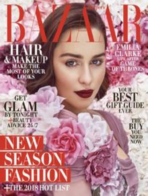 Harper's Bazaar 1-Year Subscription for free